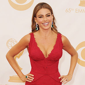 Sofia Vergara Pictures at 2013 Emmy Awards