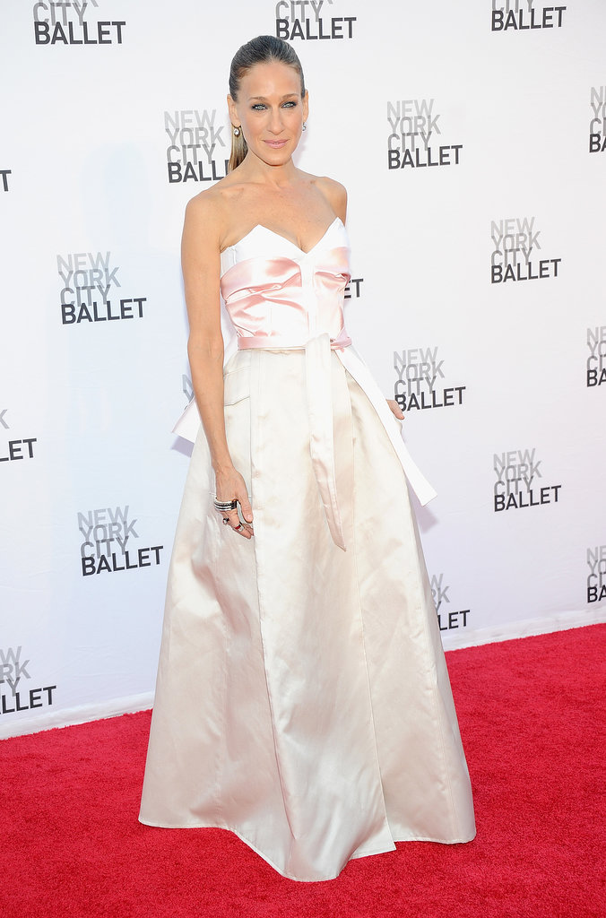 Sarah Jessica Parker in Prabal Gurung and Theysken's Theory