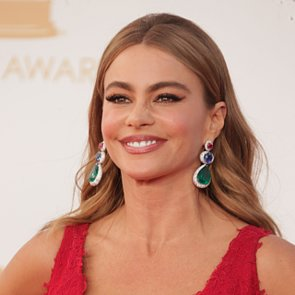 Sofia Vergara Hair and Makeup at Emmys 2013 | Pictures