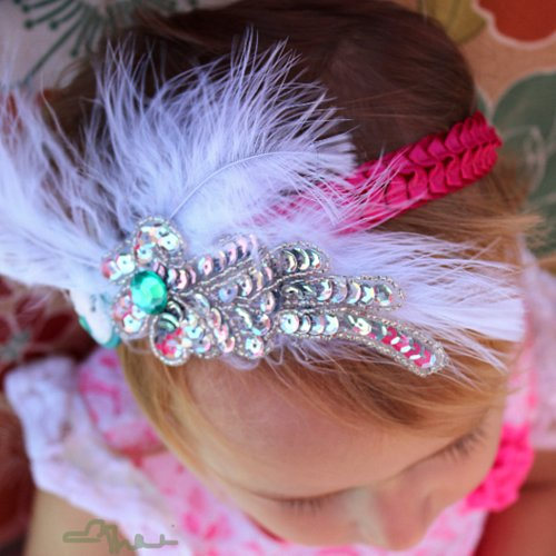 How to Make a Baby Headband