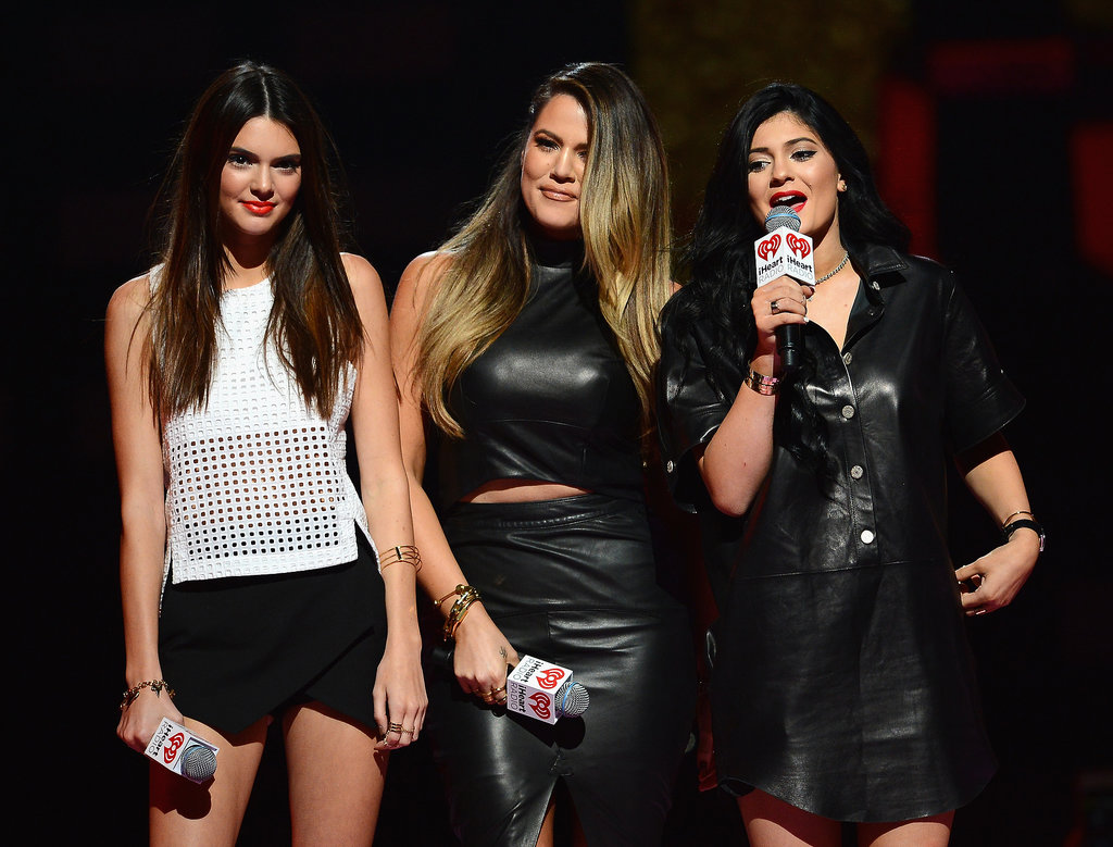 The Kardashians introduced a musical act.