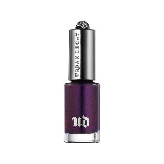 Urban Decay's Vice ($15) is a metallic violet that will look amazing with your cool-weather wardrobe.
