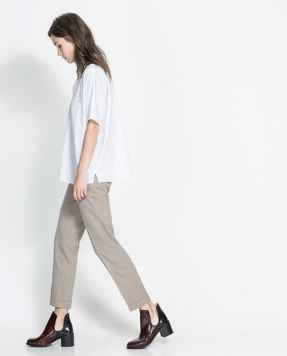 Trousers With Pocket