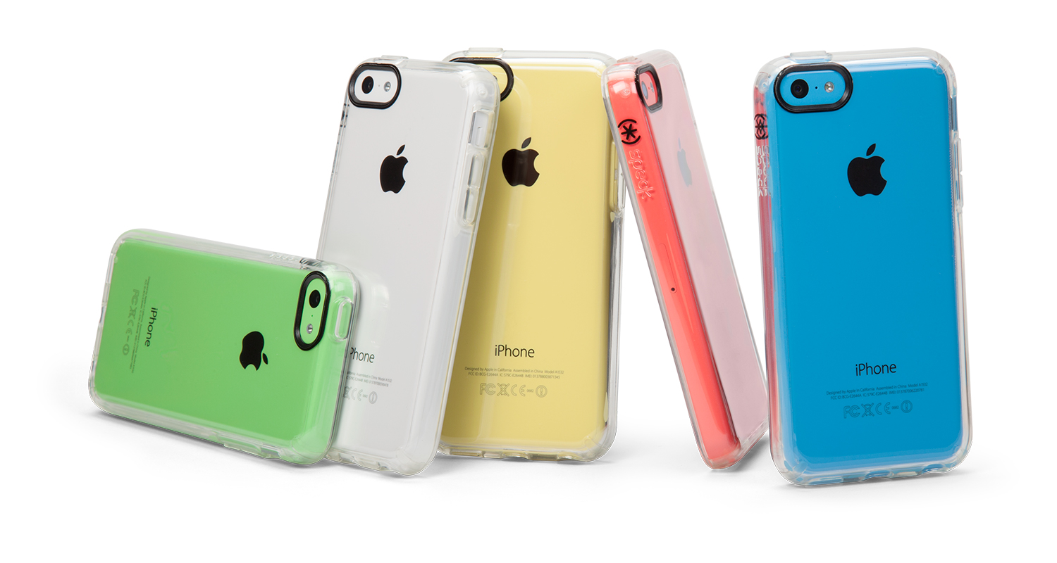Speck GemShell iPhone 5C Case
