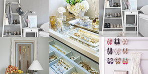 Pinspiration! Cool Ways to Store And Display Your Accessories