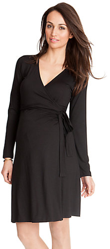 Seraphine Renee Dress, Black