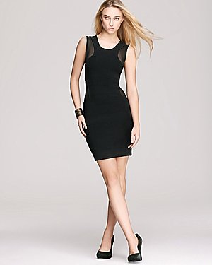 French Connection Dress - Mary Mesh