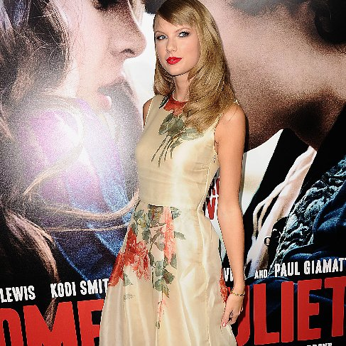 Romeo and Juliet 2013 Premiere Best Dressed