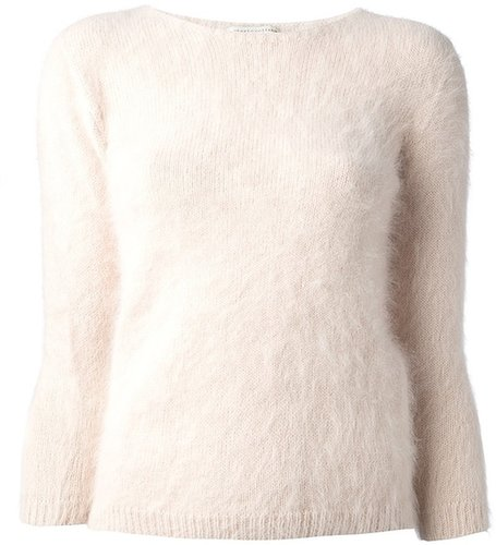 Roberto Collina angora blend sweater
