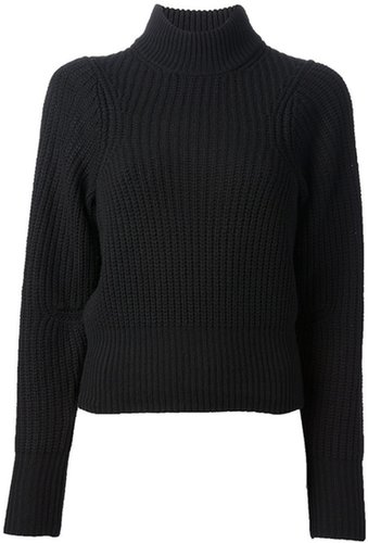 Acne 'Loyal High Neck' sweater