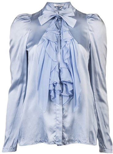 Givenchy Vault Ruffle blouse