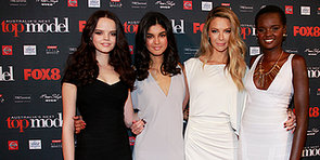 All the Pictures and Action From the Australia's Next Top Model Finale