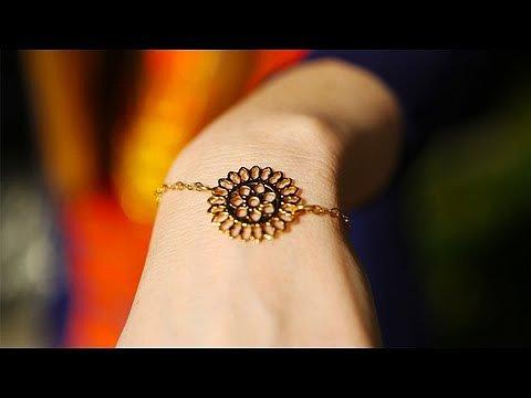 DIY Delicate Chain Bracelet | Video