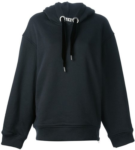 Acne 'Bit Double' hoodie
