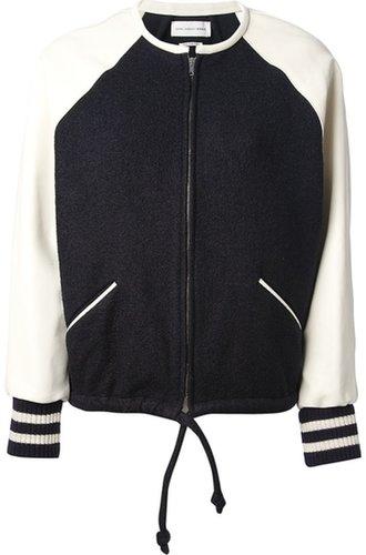 Isabel Marant Étoile 'Cypress' varsity jacket