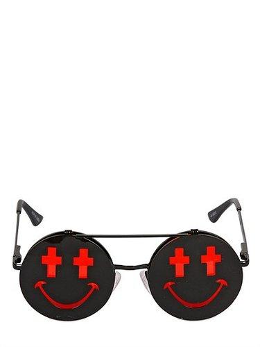 Jeremy Scott - Shiny Smile Sonnenbrille