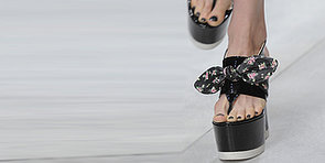 Feathers and Cowboy Boots — See All the Shoes From the Paris Spring '14 Runways