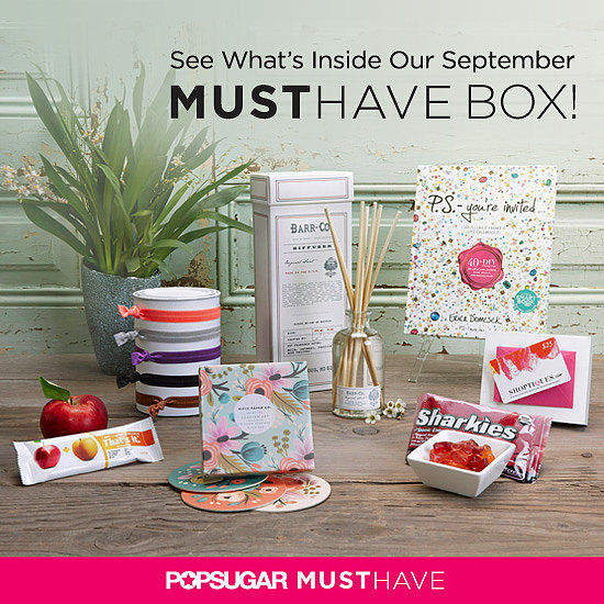 September Must Have Box — Revealed!