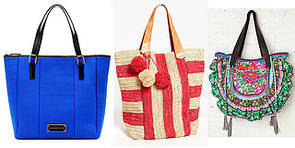 Shop: Be Beach-Ready With Five of the Best Bright Bags