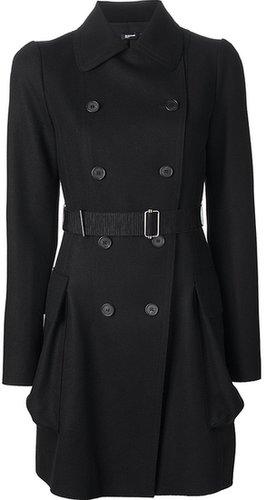 Jil Sander Navy trench coat
