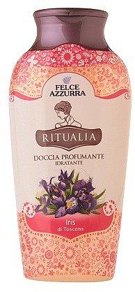 Felce Azzurra Ritualia Moisturizing Perfuming Bathfoam Iris