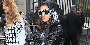 What Stars Came Out For Paris Fashion Week?