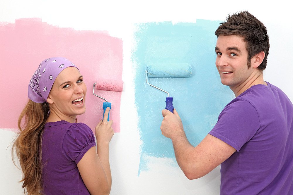 Wall Paint Safe For Pregnancy