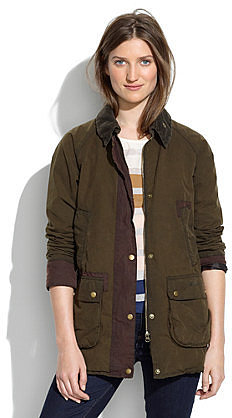 Barbour® Repaired Bedale Jacket