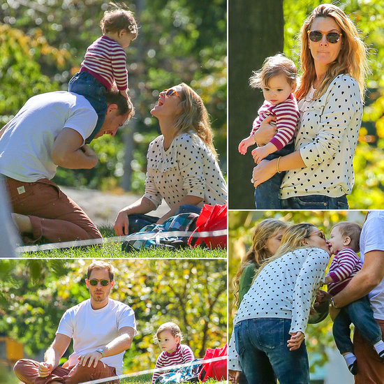 Drew Barrymore and Will Kopelman Pour Love on Their Little Birthday Girl