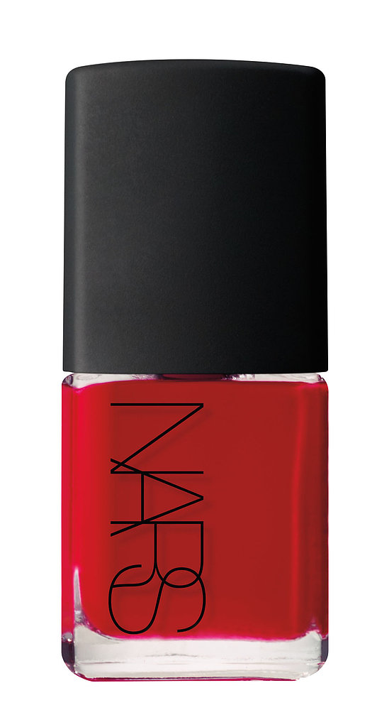Nail Polish in Tomorrow's Red ($19)