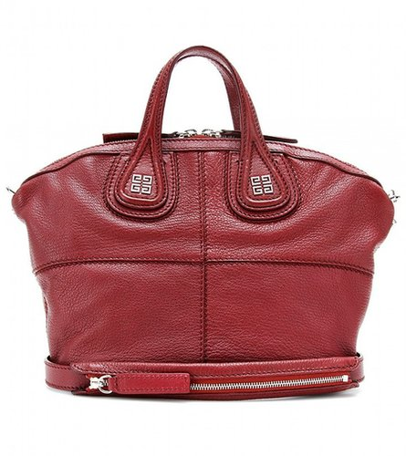 Givenchy NIGHTINGALE MICRO MINI LEATHER TOTE