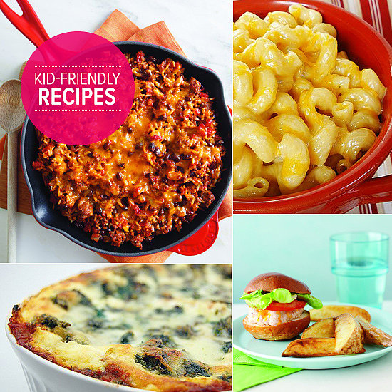 Meal ideas for family