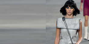 Chanel Spring 2014: Alexa Chung Hits The Runway