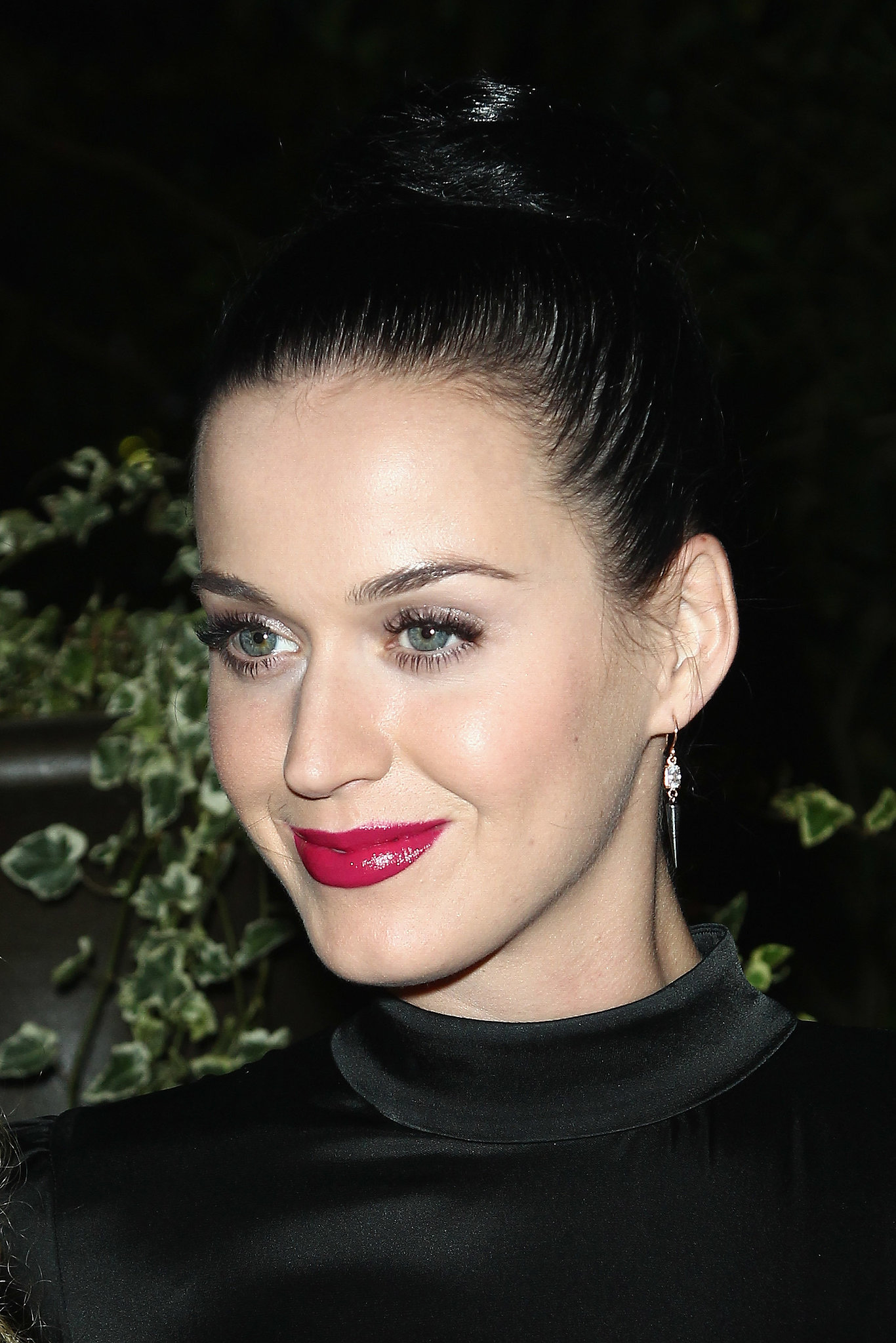 Katy Perry at the Mademoiselle C Cocktail Party