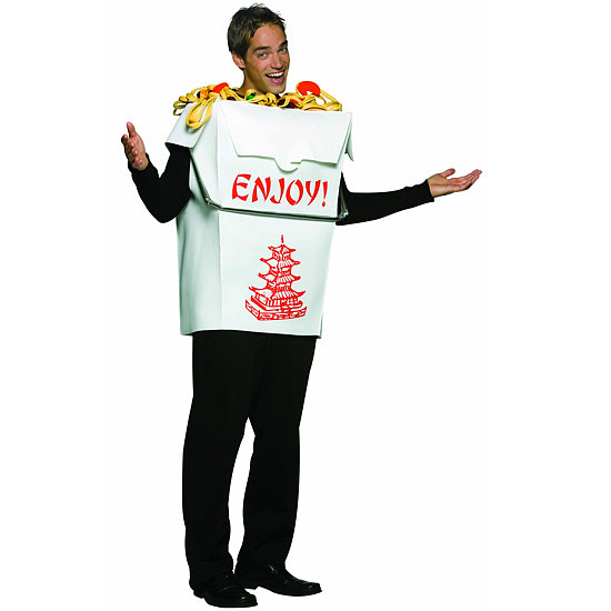 Freaky or Funny? 20 Bizarre Food Costumes