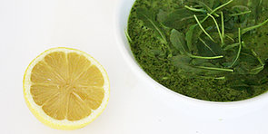 Gwyneth's GOOP Detox: Broccoli and Arugula Soup