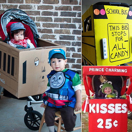 Stroller Costumes: Outfitting Baby's Halloween Ride!