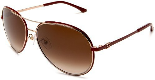 Escada Women's SES698G6008LP Aviator ...