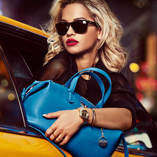 Rita Ora for DKNY