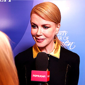 Nicole Kidman Interview on UN Women and Charity (Video)