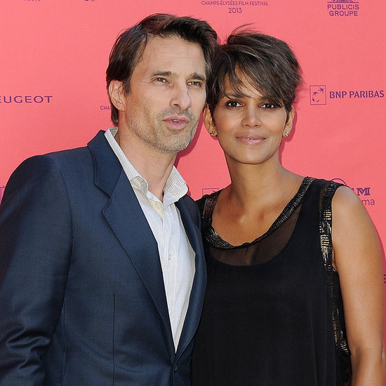 Halle Berry Gives Birth 2013
