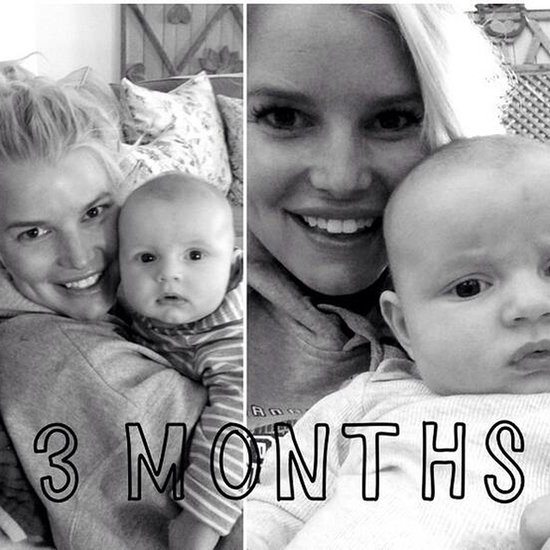 Jessica Simpson's Son Ace at 3 Months   Picture