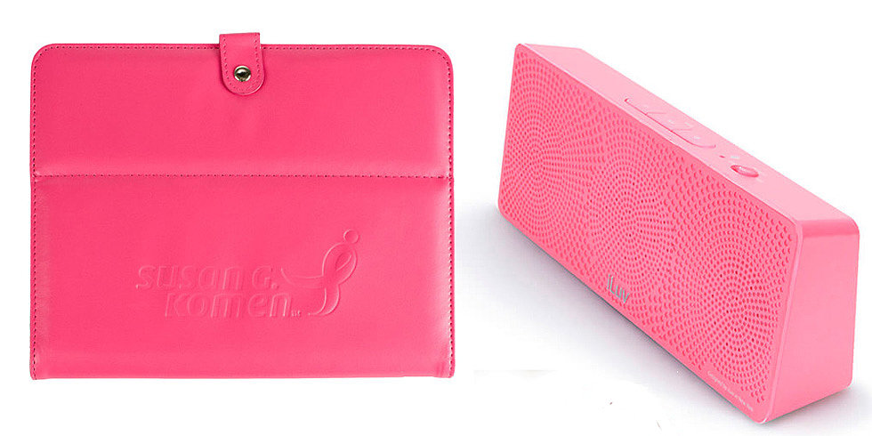 Gadgets Go Pink For Breast Cancer Awareness Month