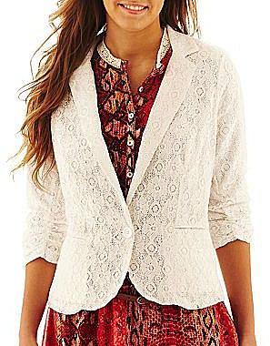 HollyWood Lace Jacket