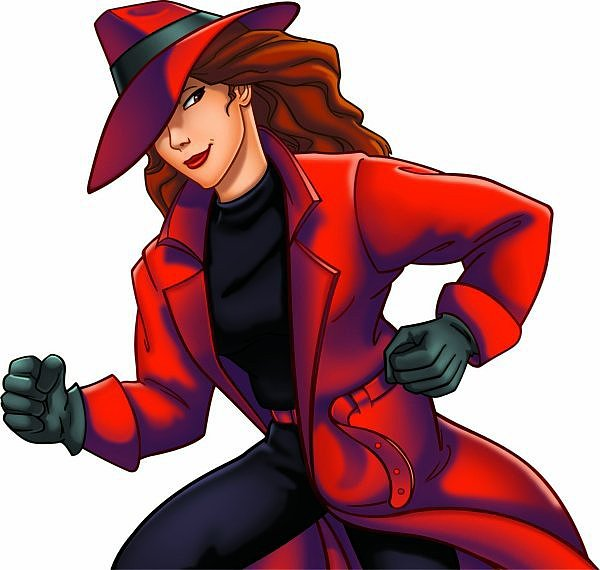 Carmen Sandiego: The Inspiration