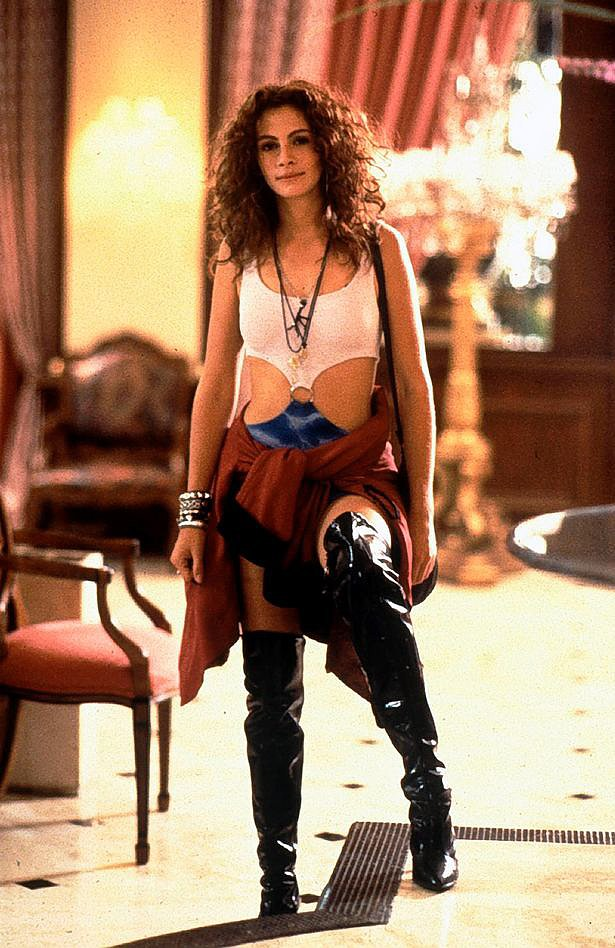 Vivian Ward From Pretty Woman: The Inspiration