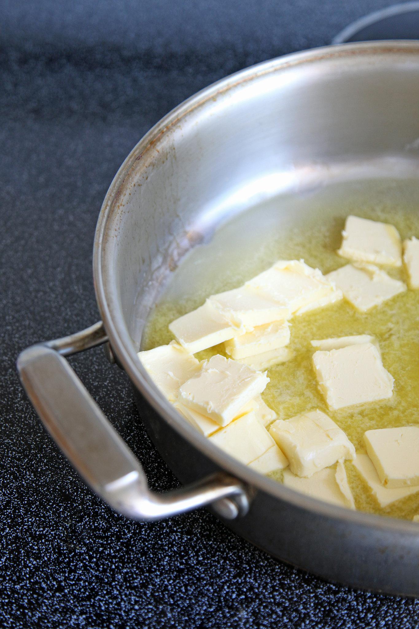 Melt the Butter