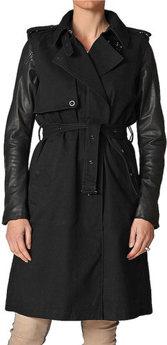 LSiome Trench Coat