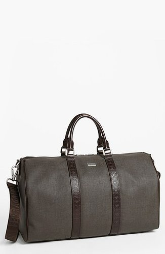 Salvatore Ferragamo 'New Form' Duffel Bag