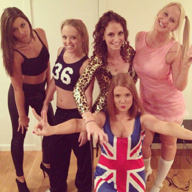 Spice Girls: The Costume